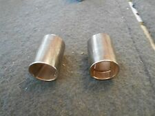 NOS 1975 - 1989 FORD ECONOLINE FRONT SPINDLE BUSHINGS PAIR D5UZ-3110-B NEW PAIR