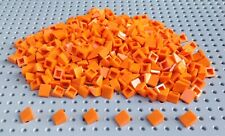 Lego Orange 1x1 2/3 Slope Brick Cheese Wedge (54200) x20 in a set *BRAND NEW*