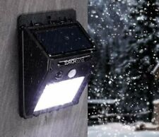 TORCHSTAR 20 LED 320LM Waterproof Solar Powered Motion Sensor Outdoor Wall Light
