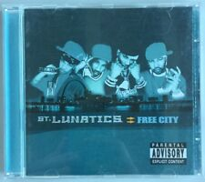 St. Lunatics / Free City / Audio-CD / Gebraucht