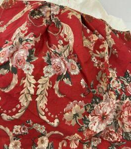 Ralph Lauren Danielle MARSEILLES King Bed Skirt Cutter Flawed