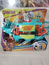 Fisher-Price Imaginext Scooby-Doo Transforming Mystery Machine - NEW