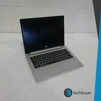 HP ProBook 430 G6 i5 8265U 8GB Ram 256GB SSD 13.3inch Windows 10 Pro Laptop