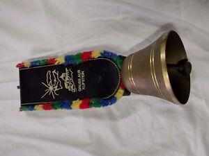 Schöne Kuhglocke Glocke Schelle Kufstein mit Lederriemen