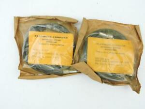 NOS Clutch & Brake Cables Vintage BMW R50/5 R60/5 R75/5 w/ American Bars 674
