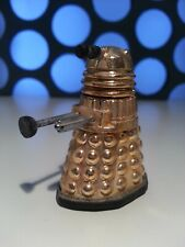 Doctor Who Dalek Rolykin Gold Chrome Effect Retro Vintage Classic Figure