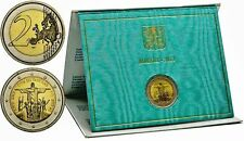 2 EUROS COMMEMORATIVES VATICAN 2013 RIO