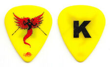Offspring Mermaid Greg K Yellow Guitar Pick - 2009 Tour