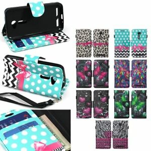 """For ASUS ZenFone 2E 5.0"""" Cell Phone Case Hybrid Leather Wallet Pouch Flip Cover"""