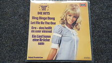 The Hilton Aires-Eurovision song contest/le grand prix Hits 1975 vinyl LP