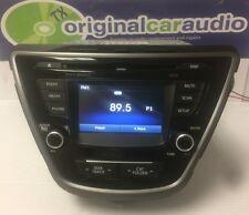 2014-2016 Hyundai Elantra AM FM MP3 Bluetooth Sat Radio Touch Screen AM9B0MDANGU