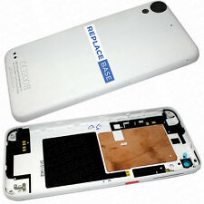 Replacement Rear Battery Cover Housing With Buttons For HTC Desire 530 White UK