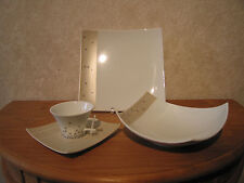 Medard de Noblat *NEW* Etoile Set 2 Assiettes + 1 Tasse Plates + cup