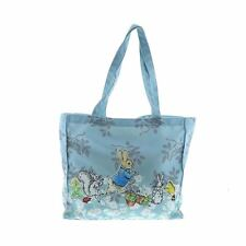 Beatrix Potter Peter Rabbit Tote Bag - Vintage Style Shopper - Original Artwork