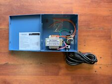 Videolarm 70-Tran-100 Transformer Wj76048T With Power Supply Wall Mount Blue