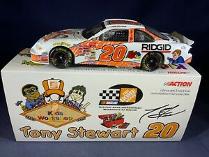 T5-13 TONY STEWART #20 HOME DEPOT / KIDS WORKSHOP - 2000 PONTIAC GRAND PRIX