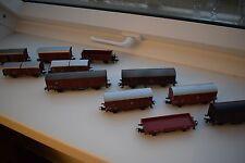 11x Märklin Güterwagen Set H0 *TOP*