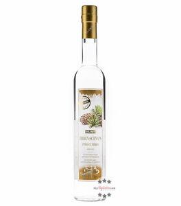 Dolomiti: Zirben-Schnaps / 40 % Vol. / 0,5 Liter - Flasche