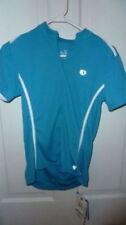Abbigliamento blu Pearl Izumi per ciclismo taglia M