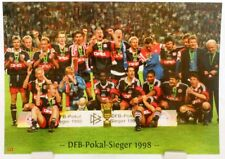 FC Bayern München + DFB Pokal Sieger 1998 + Fan Big Card Edition F108 +