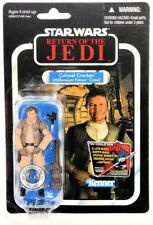Star Wars Vintage Collection VC90 Colonel Cracken RotJ Deleted Blu-Ray Scene!