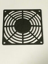Plastic Fan Finger Guards / Grills 80mm x 80mm sizes for Brushless or Axial fans