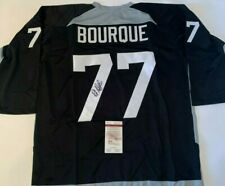 Ray Bourque Autographed Boston Bruins Jersey 1 JSA Witnessed COA