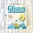 Glisten Dishwasher Cleaner Lemon Fresh 3 oz Clean Build Up Water Impurities Scum photo