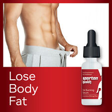 SPARTAN HEALTH FAT BURNER SERUM - EXTREME FAT BURNING LIQUID GET RIPPED BODYBUIL