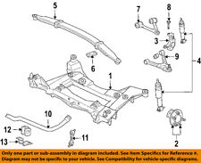 Chevrolet GM OEM 05-13 Corvette Stabilizer Sway Bar-Front-Bushings 10387838
