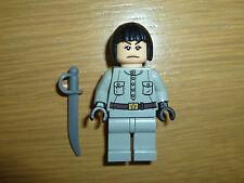 Lego Indiana Jones Minifigs - Irina Spalko (New)