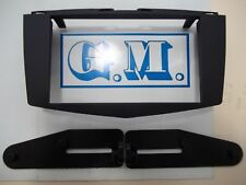 Mascherina autoradio monitor navigatore doppio 2 Din Mercedes classe C dal 2007