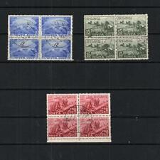 RUSSIA  - LENIN PART SET BLOCK OF 4  USED CTO  STAMPS  LOT (TUR 88)