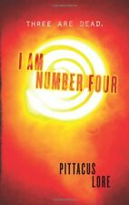 I Am Number Four (Lorien Legacies, Book 1) by Pittacus Lore