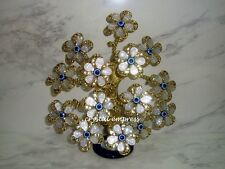 Feng Shui - 2015 White Evil Eye Flower Tree (Jealousy & Protection)