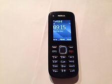 Nokia C1-02 - Black (Unlocked) Mobile Phone