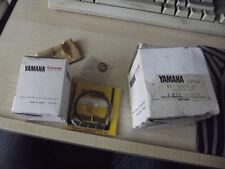 RARE YAMAHA d'ORIGINE CACHE MOTEUR KIT PISTON 0.75 3rd yz80h J 1981 4V1 11630 30