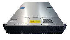 Dell PowerEdge C6300 w/ 2x C6320 Server Nodes - 4x Heat Sinks, No Mem, H330