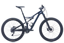 2016 Specialized Stumpjumper FSR Comp Carbon Mountain Bike Medium Shimano