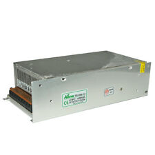 Switching Power Supply DC 12V 40A 480W AC 110V 220V 240V to DC 12 Volts AC-DC
