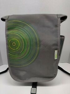 Xbox 360 Travel Backpack Grey Fits System & Accessories Carry Case Holder