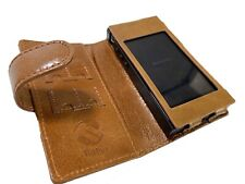TUFF LUV Genuine Vintage Leather Case Cover for Fiio M7 (1st Gen) - MP3 - Brown