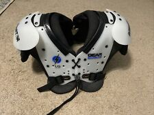 Youth Football Shoulder Pads Gear Pro-Tec Lg Great Condition 115-140 Lbs