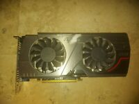 MSI Nvidia Geforce GTX 570 Twin Frozr Graphics Card 1.25GB GDDR5