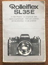 Rollei SL35E  in der Praxis