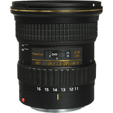New Tokina AT-X 116 PRO DX-II 11-16mm f/2.8 Lens - Canon EF