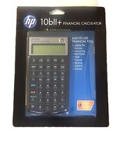 HP 10bII+ Financial Calculator Hewlett Packard 10Bll Plus Calculator (C- 34)