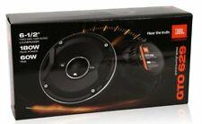 "JBL GTO629 6.5"" 180 Watt 2-Way Grand Touring Series Coaxial Car Speakers NEW"