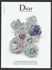 DIOR La Rose Bagatelle Collection Print Ad # 21 6