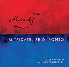 Classical Opera Company - Mozart Mitridate re di Ponto K87 [CD]